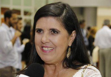 Lígia evita polêmica e diz torcer por vitória do projeto