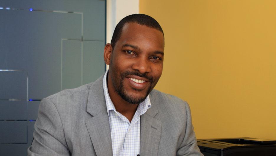Araf Sykes, Regional Sales Manager at GE Tanzania