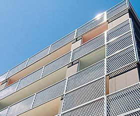 Architectural Expanded Metal Expanded Metal Products For