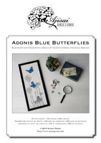 Valentina Sardu <br/>Adonis blue butterflies