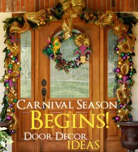 Project Decoration: Door Decorations