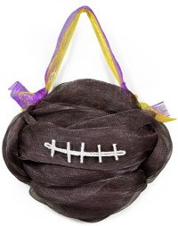 Party Ideas by Mardi Gras Outlet: DIY: Football Door ...