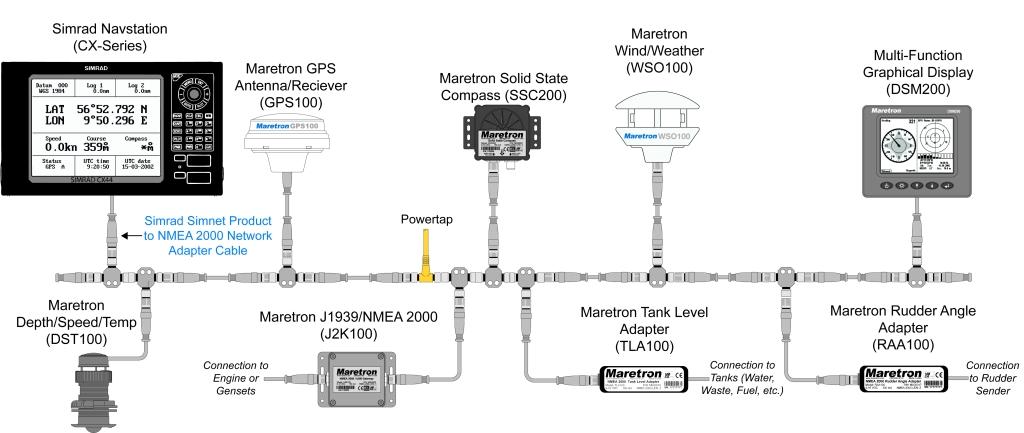 on nema 2000 wiring diagram
