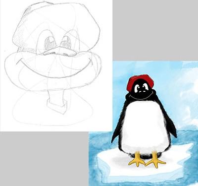penguin400400