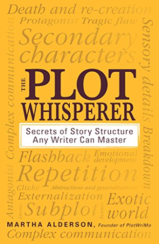 The Plot Whispere by Martha Alderson