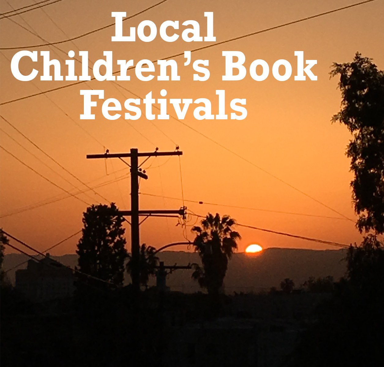 local children's book festivals