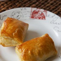 Minced Chicken Puffs