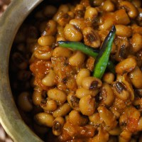 Reposting - Black Eyed Peas Curry - Lobia Curry