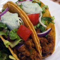 Beef-Free Tacos