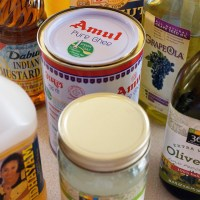 Oil - What kind of cooking oil do you use?