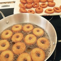 Reposting - Doughnuts - Indian Style