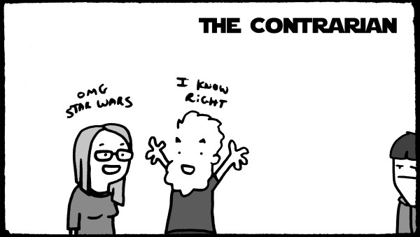 The Contrarian 1