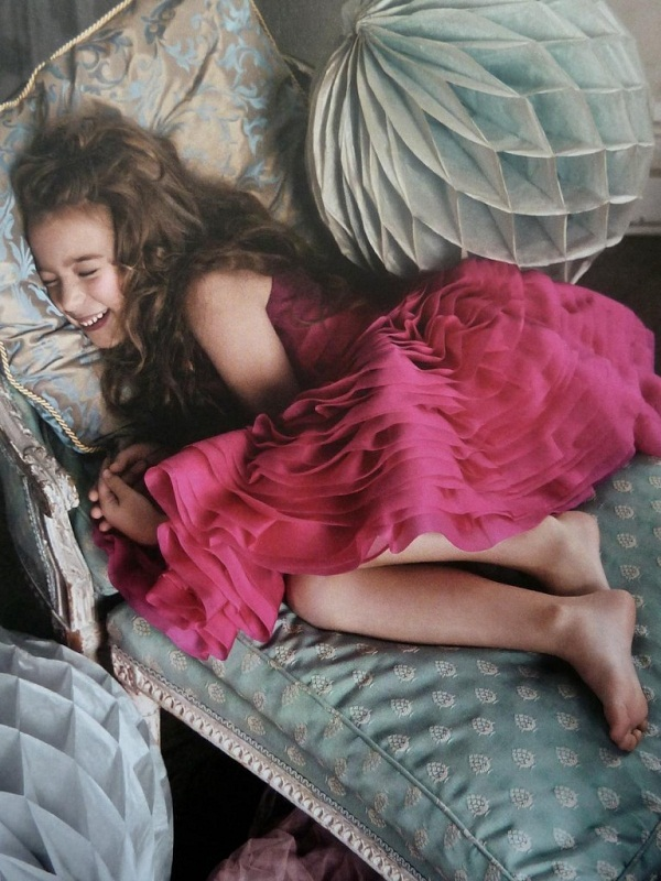 Glamour Girl Wallpaper Dior Baby