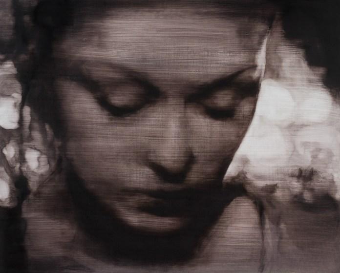 Silente. Óleo sobre tabla, 81 x 65 cm. 2015