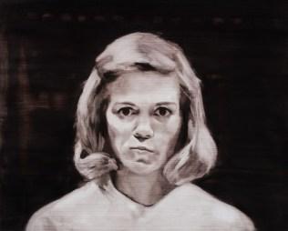 Sin título II. Óleo sobre tabla, 81 x 65 cm. 2015