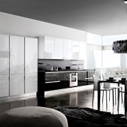 Cucine Laccate Bianche Lucide. Affordable Cucina P Laccato Lucido A ...