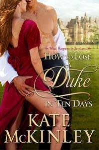 Kate McKinley April 2014 Release