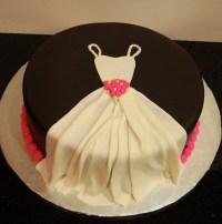 Bridal Shower Cake - Maria's Dream Cakes