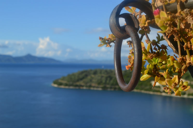 View over the South Ionian - Spartochori
