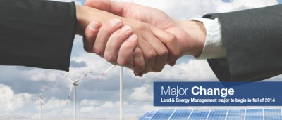 Land & Energy Management major to begin in fall of 2014 | Marietta College