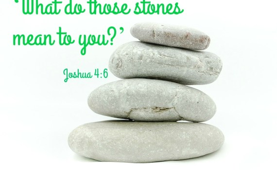 What do those stones mean to you?