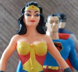Superheroes, Wonder Woman