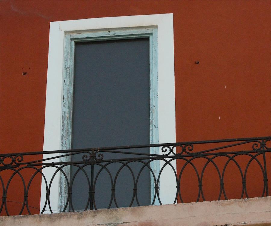 Window in Crete