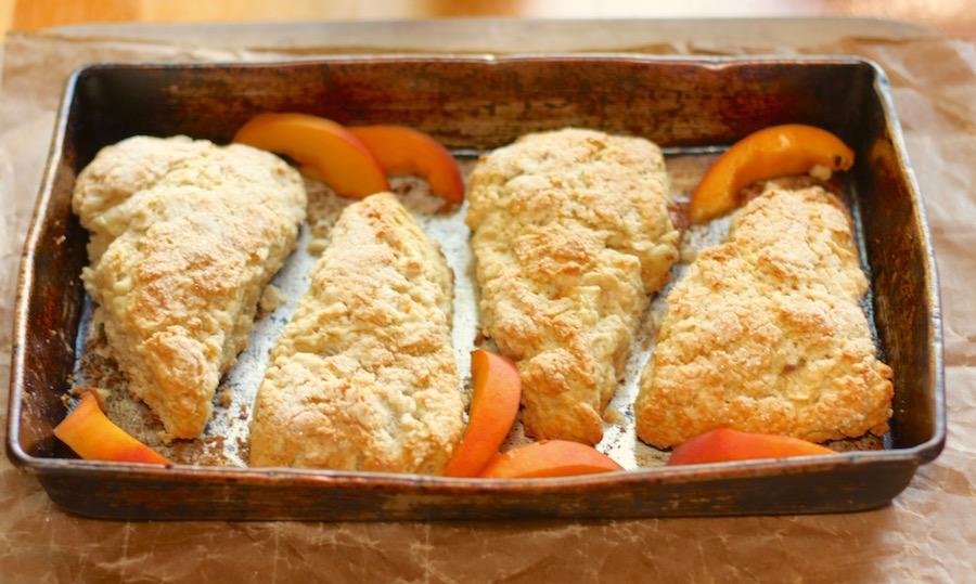 peach scones 3