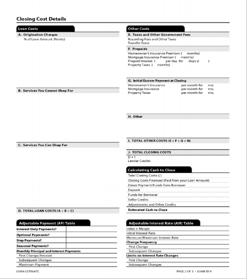 Application Letter Closing Statement Worksheet – Closing Statement