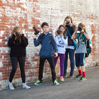 Digital Photography for Kids presented by The Image Flow MarinArtsorg