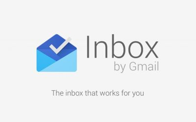 Google Inbox, invitations