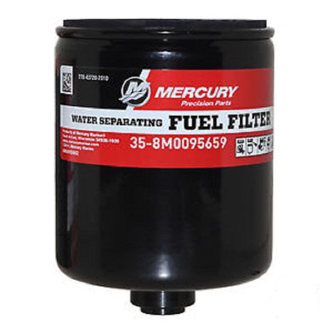 Mercury Marine Water Separating Fuel Filter 35-8M0095659 \u2013 Marine