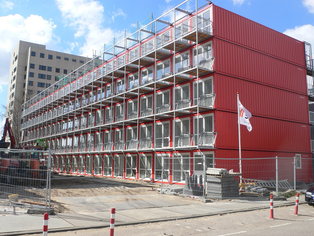 Cargo Containers Sustainable Living For The Future