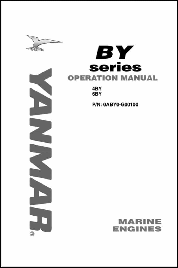 yanmar diesel engine manual