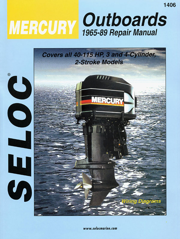 Mercury Outboard Manuals by Seloc - Mercury Outboard Repair Manuals