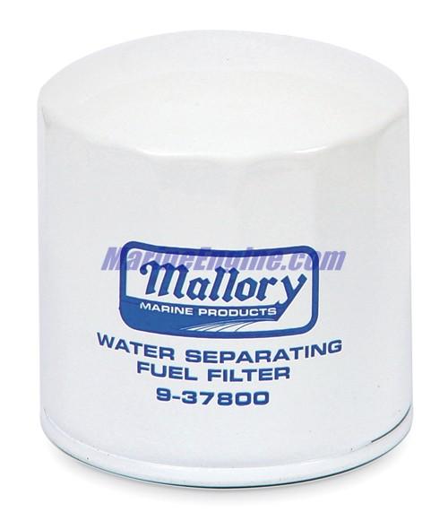 Mallory Marine MAL9-37800 - FILTER,FUEL WATER SEPARATOR