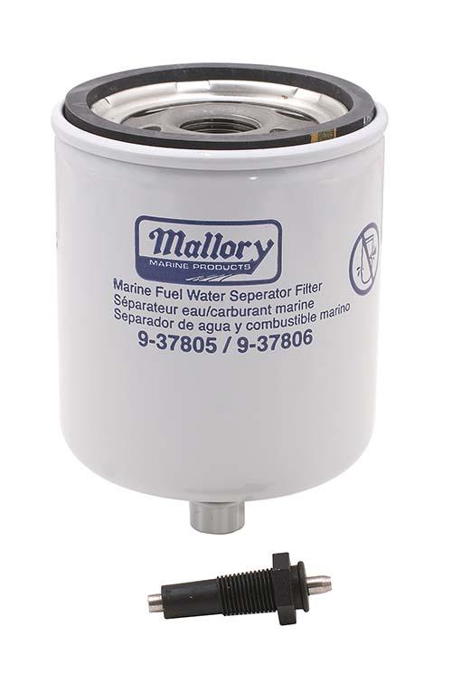 Mallory Marine MAL9-37805 - FUEL FILTER