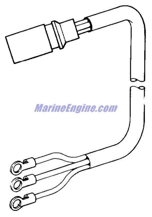 boat wiring diagram further 350 chevy alternator wiring diagram on