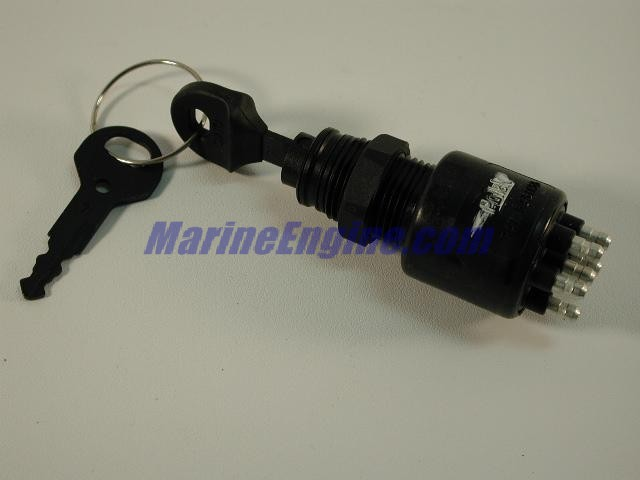 Ignition Switch Kit -- Single Bezel Electrical 1998 Accessories for