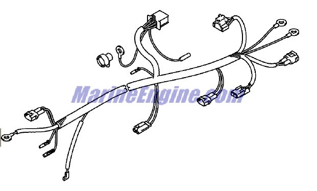 Evinrude Johnson OMC 5036280 - Wiring Harness Assembly