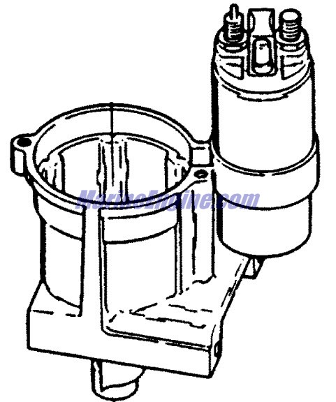 marine trim pump wiring diagram