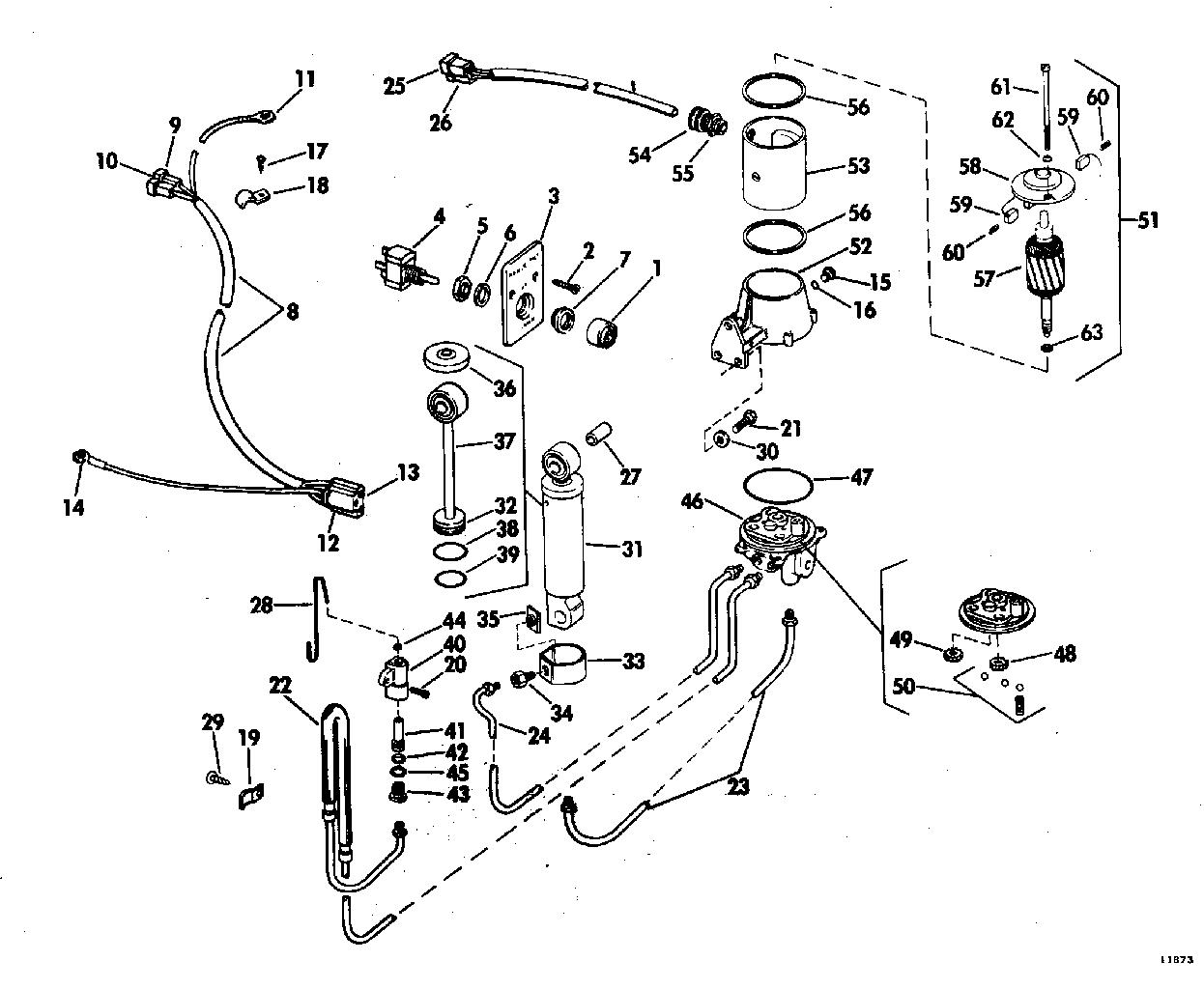 yamaha boat dual battery wiring diagram