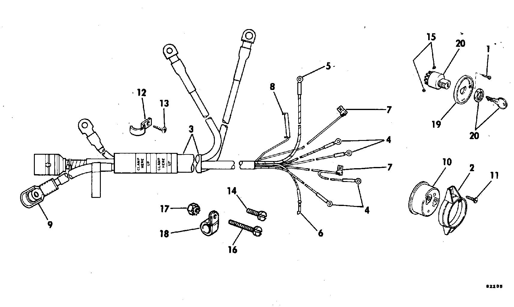 1978 evinrude wiring diagram