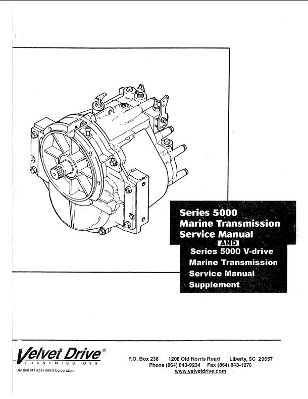 Borg Warner Schematics - Marine Parts Express