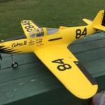 RocHobby P39 Cobra II