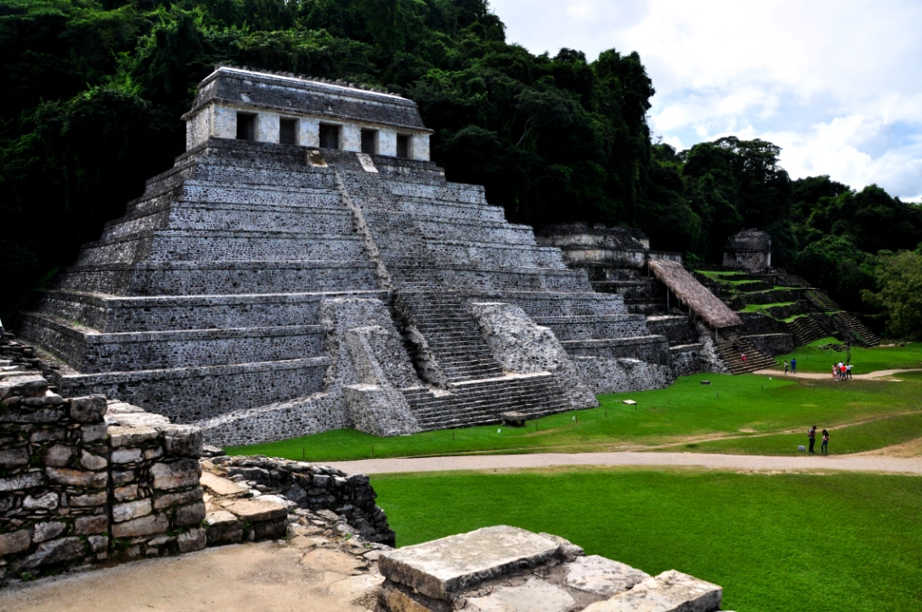 Tonina et Palenque, en pleine guerre maya !