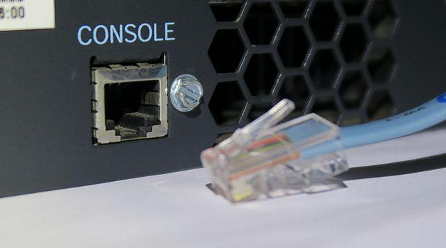 GNS3 e as portas console