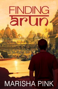 Finding Arun Front Cover