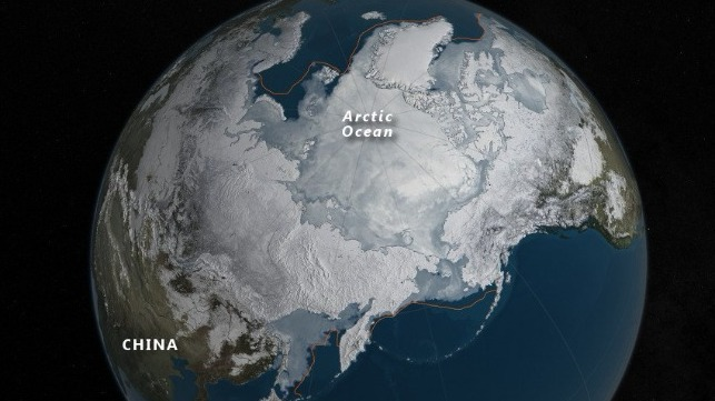 What Does China\u0027s Arctic Policy Actually Say?