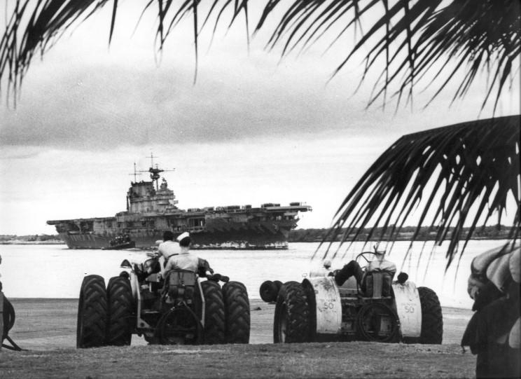 warship cv